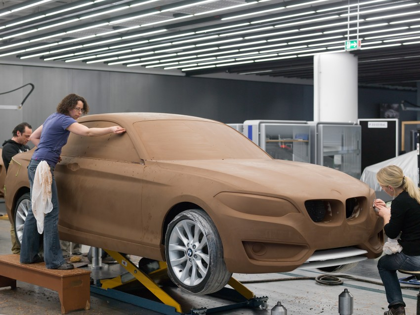 New BMW 2 Series Coupe and M235i unveiled in full Image #206510