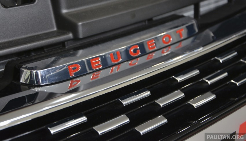 Peugeot 208 GTi launched in Malaysia – RM139,888 Image #203869