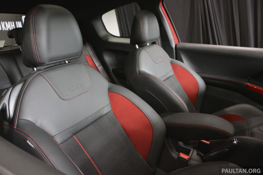 Peugeot 208 GTi launched in Malaysia – RM139,888 Image #203839