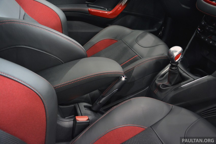 Peugeot 208 GTi launched in Malaysia – RM139,888 Image #203874
