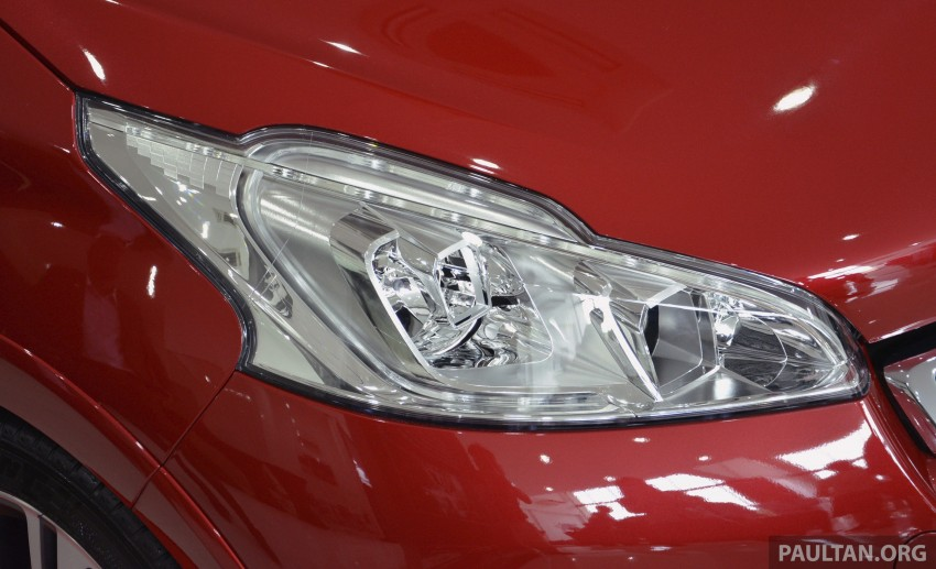 Peugeot 208 GTi launched in Malaysia – RM139,888 Image #203879