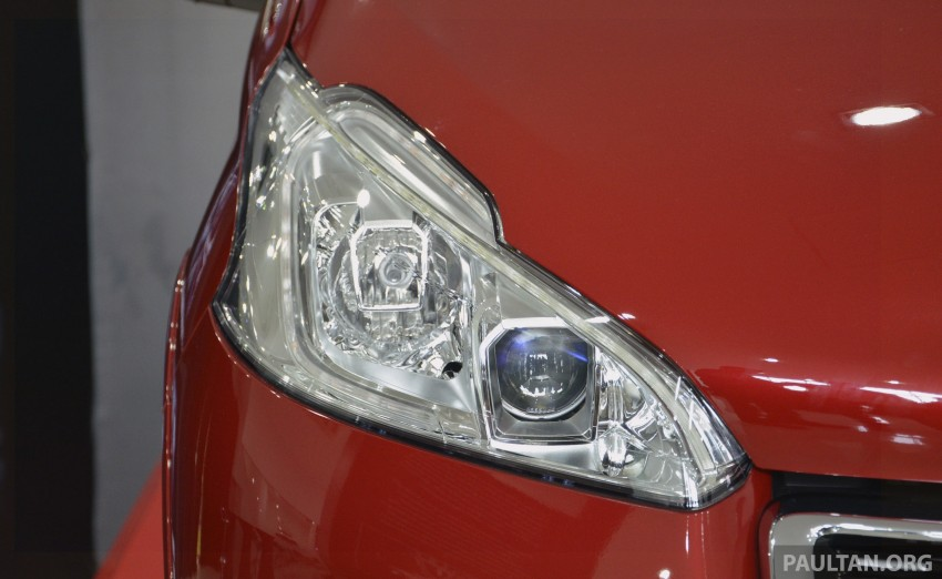 Peugeot 208 GTi launched in Malaysia – RM139,888 Image #203882