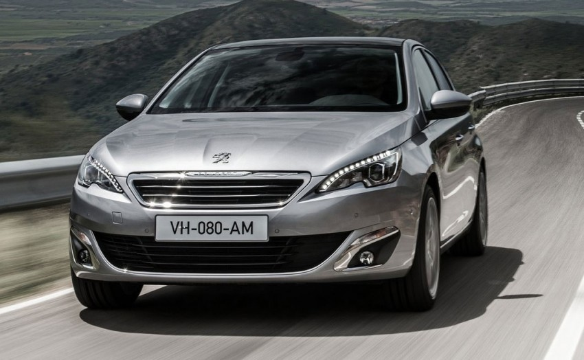 2014 Peugeot 308 to feature new engine line-up Image #203113