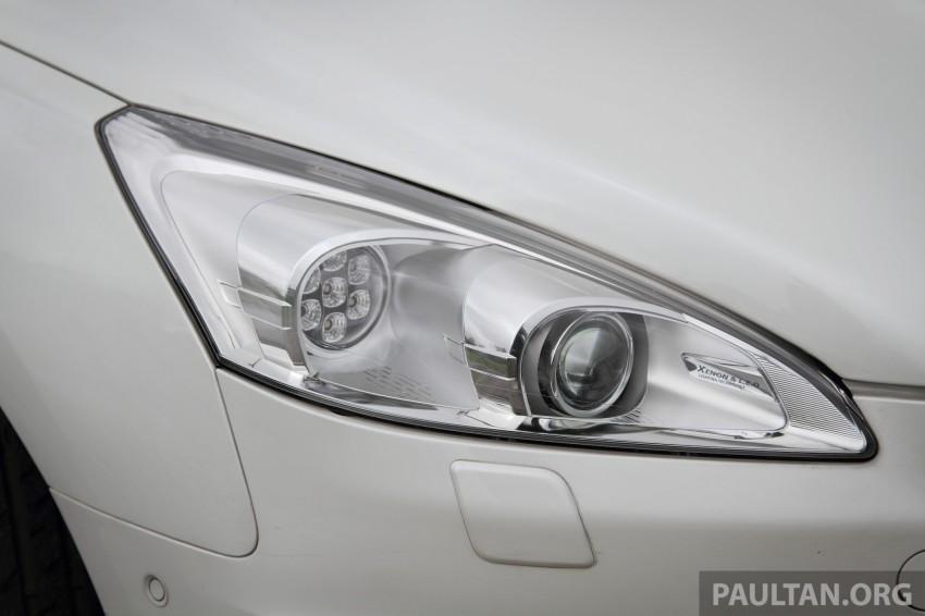 Euro D-segment comparo: Peugeot 508 GT HDi vs Ford Mondeo Ecoboost, diesel vs petrol Image #204175