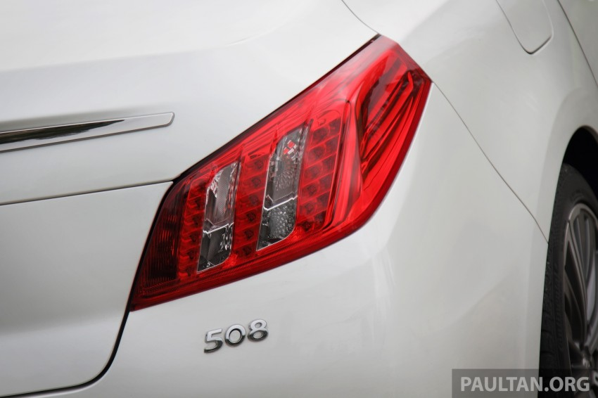 Euro D-segment comparo: Peugeot 508 GT HDi vs Ford Mondeo Ecoboost, diesel vs petrol Image #204166