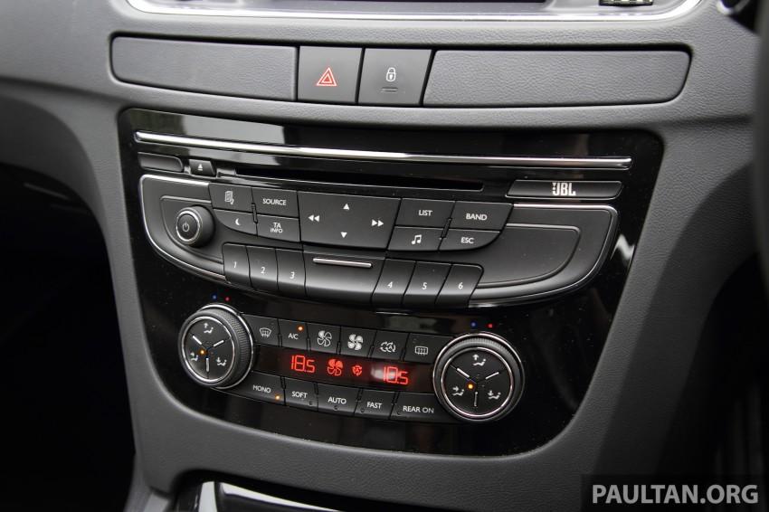 Euro D-segment comparo: Peugeot 508 GT HDi vs Ford Mondeo Ecoboost, diesel vs petrol Image #204190