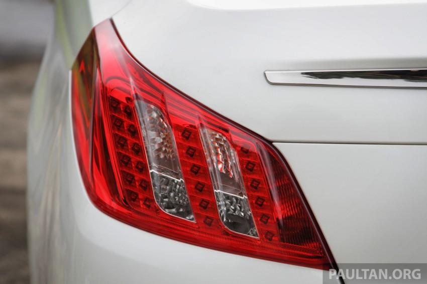 Euro D-segment comparo: Peugeot 508 GT HDi vs Ford Mondeo Ecoboost, diesel vs petrol Image #204167
