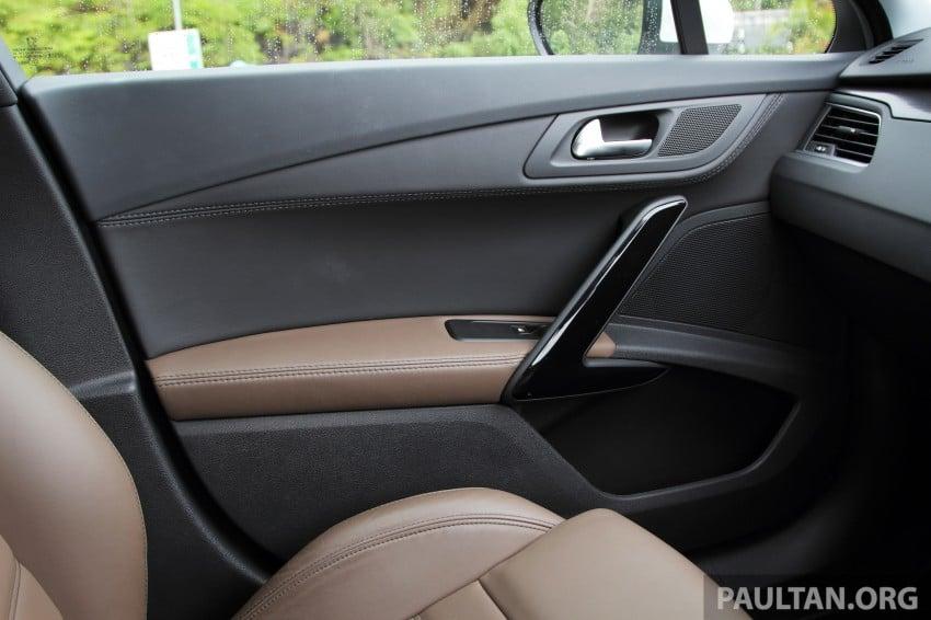Euro D-segment comparo: Peugeot 508 GT HDi vs Ford Mondeo Ecoboost, diesel vs petrol Image #204194