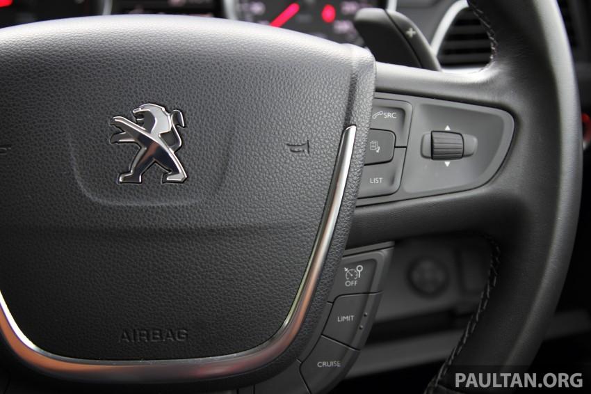 Euro D-segment comparo: Peugeot 508 GT HDi vs Ford Mondeo Ecoboost, diesel vs petrol Image #204196