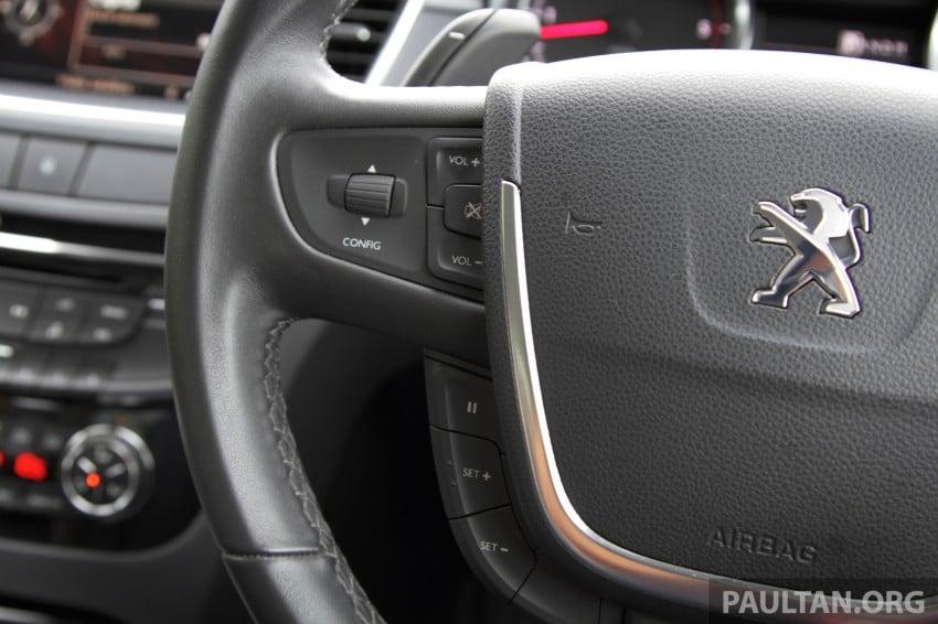 Euro D-segment comparo: Peugeot 508 GT HDi vs Ford Mondeo Ecoboost, diesel vs petrol Image #204197
