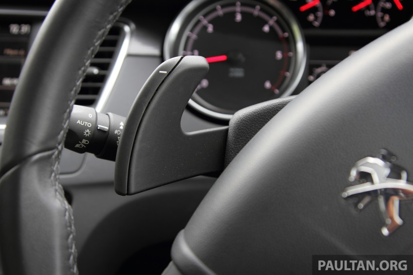 Euro D-segment comparo: Peugeot 508 GT HDi vs Ford Mondeo Ecoboost, diesel vs petrol Image #204208