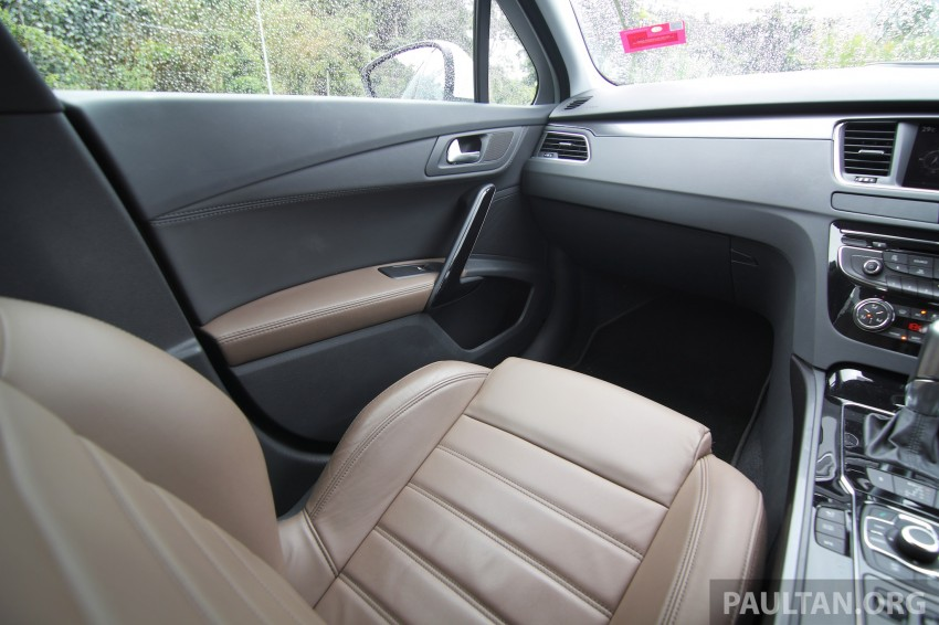 Euro D-segment comparo: Peugeot 508 GT HDi vs Ford Mondeo Ecoboost, diesel vs petrol Image #204214