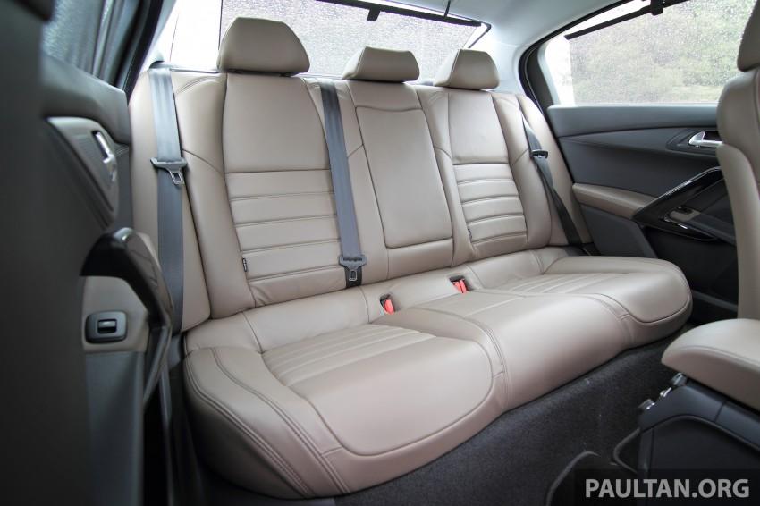 Euro D-segment comparo: Peugeot 508 GT HDi vs Ford Mondeo Ecoboost, diesel vs petrol Image #204219