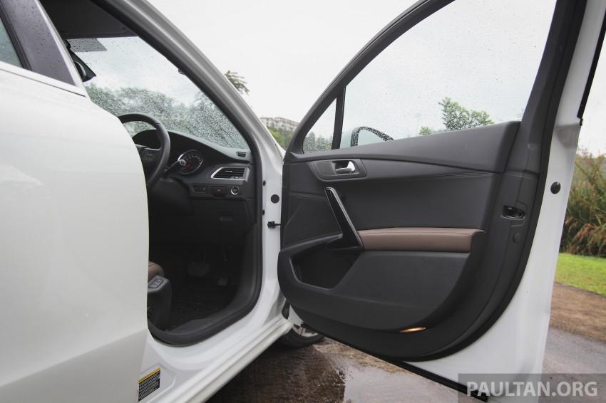 Euro D-segment comparo: Peugeot 508 GT HDi vs Ford Mondeo Ecoboost, diesel vs petrol Image #204222