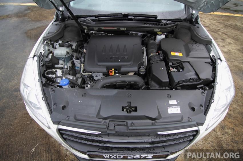 Euro D-segment comparo: Peugeot 508 GT HDi vs Ford Mondeo Ecoboost, diesel vs petrol Image #204224