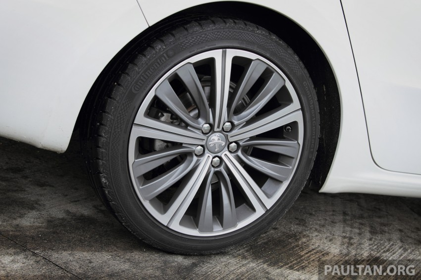 Euro D-segment comparo: Peugeot 508 GT HDi vs Ford Mondeo Ecoboost, diesel vs petrol Image #204170