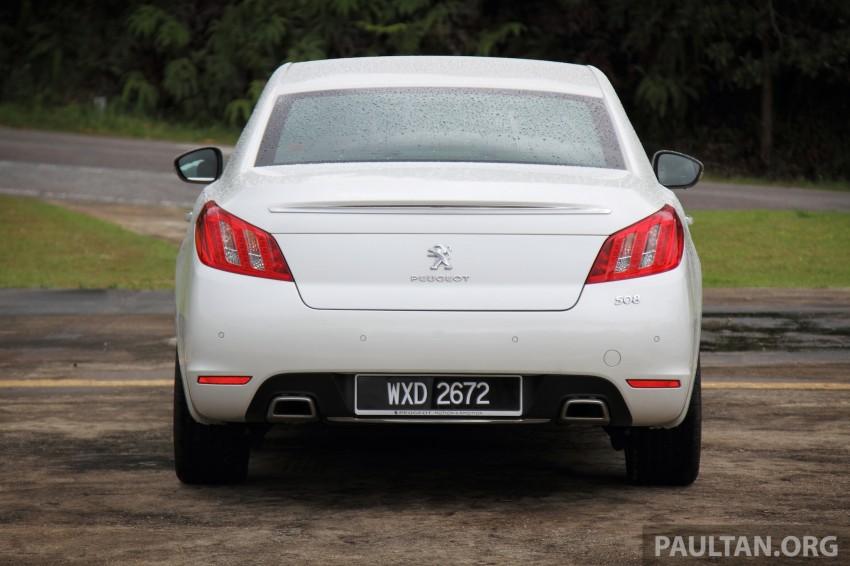 Euro D-segment comparo: Peugeot 508 GT HDi vs Ford Mondeo Ecoboost, diesel vs petrol Image #204233