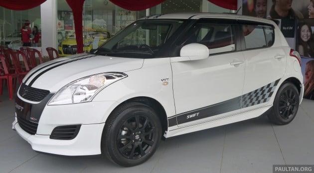 Suzuki Swift RR 16