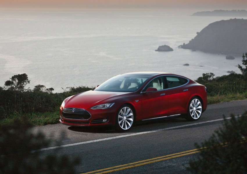 Tesla Model S tops Norway's charts for September Image #204569
