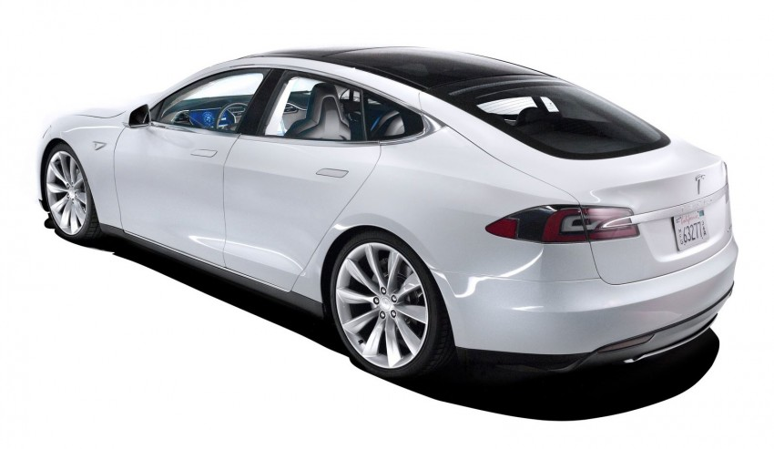 Tesla Model S tops Norway's charts for September Image #204570