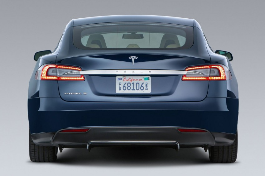 Tesla Model S tops Norway's charts for September Image #204571