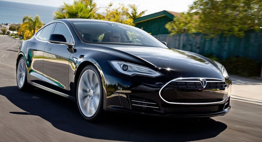 Tesla Model S tops Norway's charts for September Image #204573