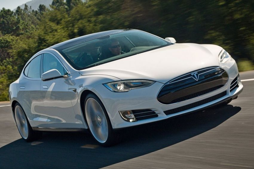 Tesla Model S tops Norway's charts for September Image #204574
