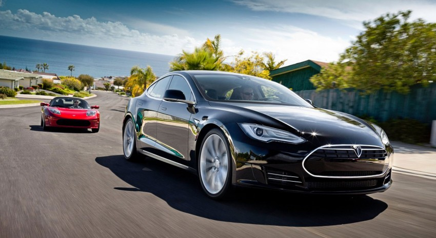 Tesla Model S tops Norway's charts for September Image #204575