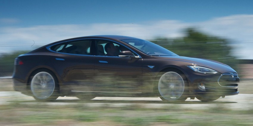 Tesla Model S tops Norway's charts for September Image #204576