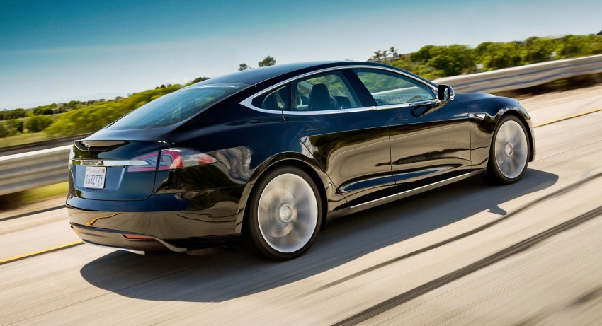 Tesla Model S tops Norway's charts for September Image #204577