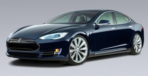 Tesla Model S-18