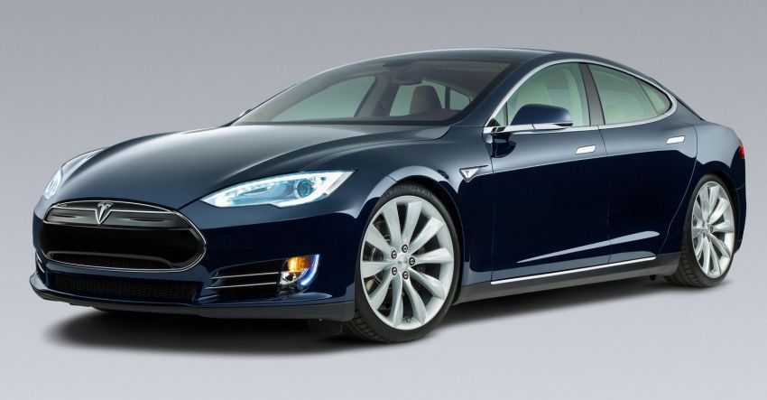 Tesla Model S tops Norway's charts for September Image #204593