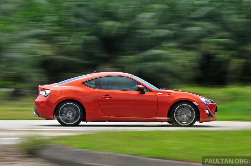 Four-door Toyota 86 sedan up for production – reports Image #206355
