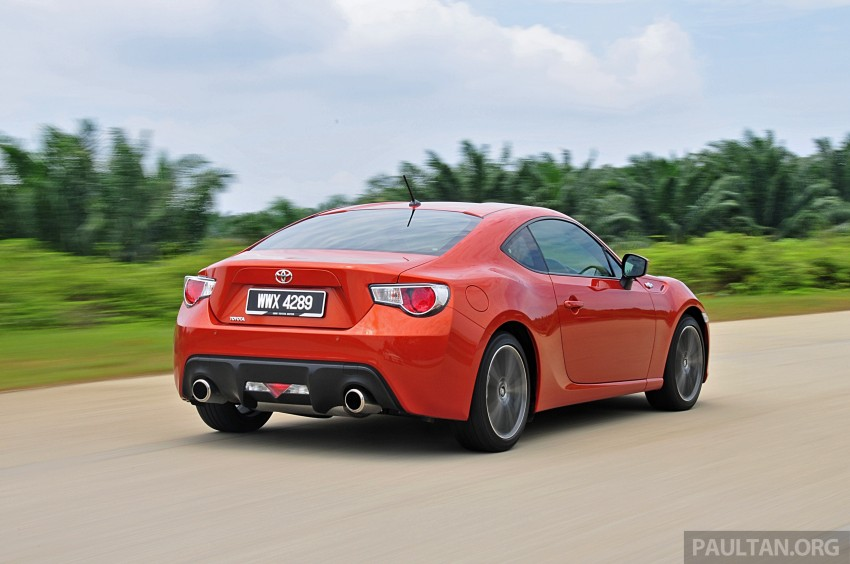 Four-door Toyota 86 sedan up for production – reports Image #206363