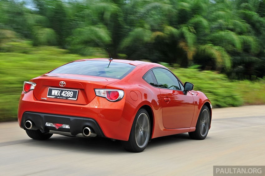 Four-door Toyota 86 sedan up for production – reports Image #206364