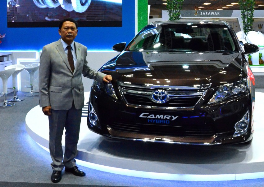 UMW Toyota confirms local Camry Hybrid CKD plans Image #205059