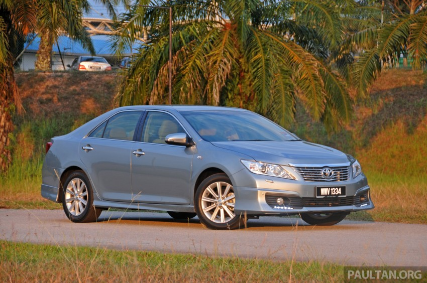 Toyota to focus on non-turbocharged, larger engines Image #204926