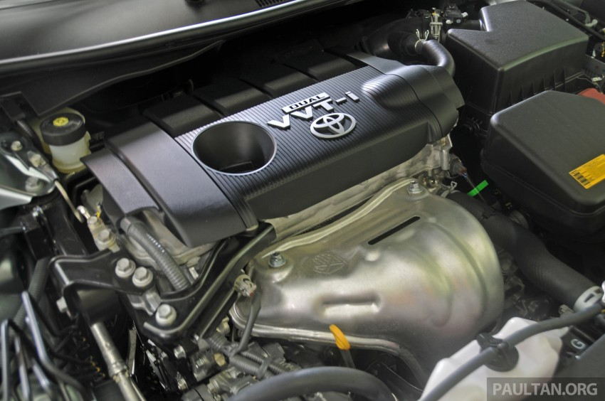 Toyota to focus on non-turbocharged, larger engines Image #204930
