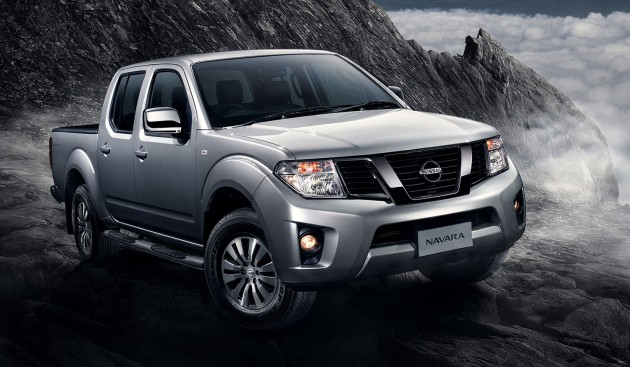 nissan navara 4wd le and se updated from rm95k. Black Bedroom Furniture Sets. Home Design Ideas