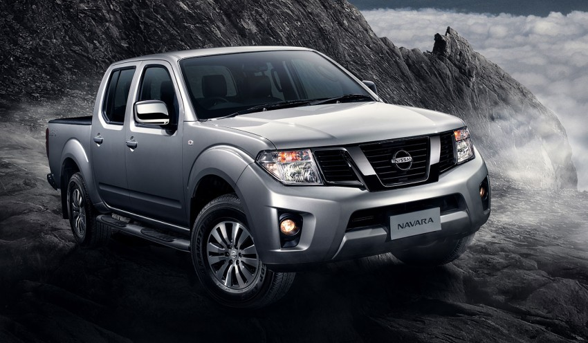 Nissan Navara 4WD LE and SE updated, from RM95k Image #206228