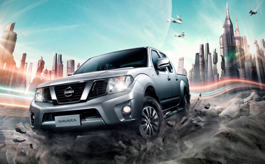 Nissan Navara 4WD LE and SE updated, from RM95k Image #206227