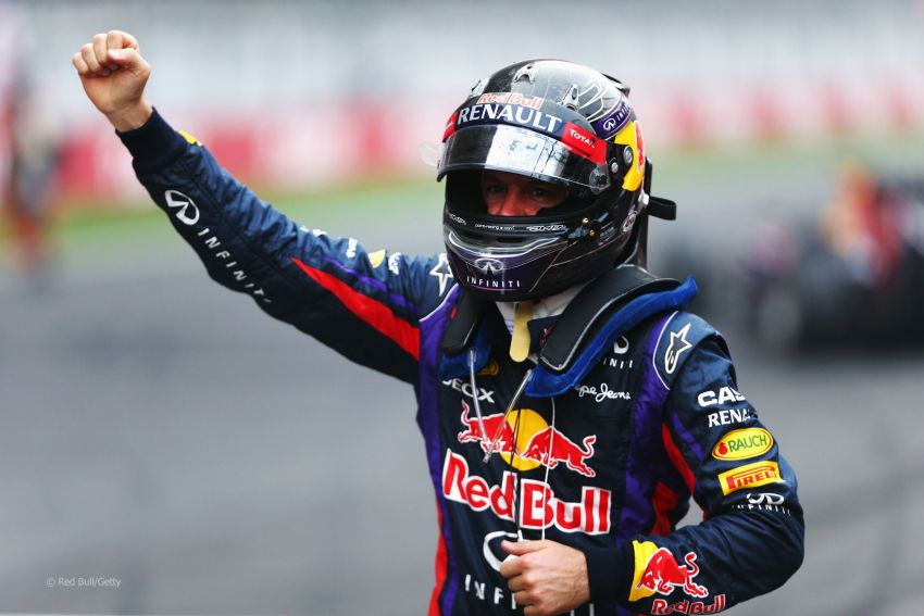 Vettel and Red Bull crowned F1 champions yet again Image #207061