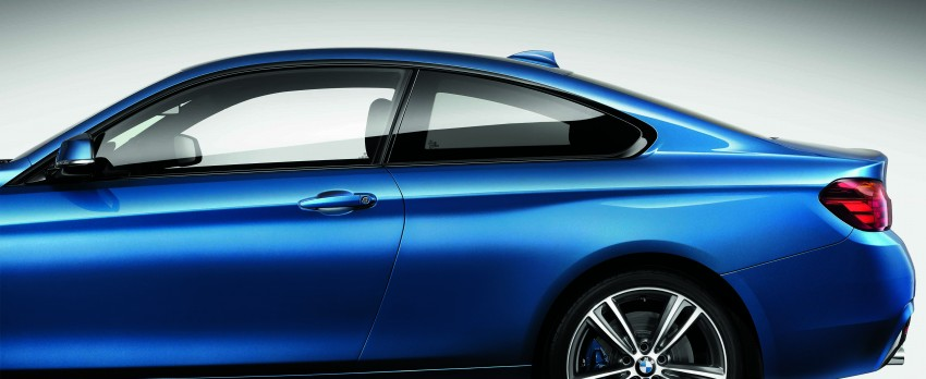 F32 BMW 4 Series launched – 3 variants, from RM359k Image #205371