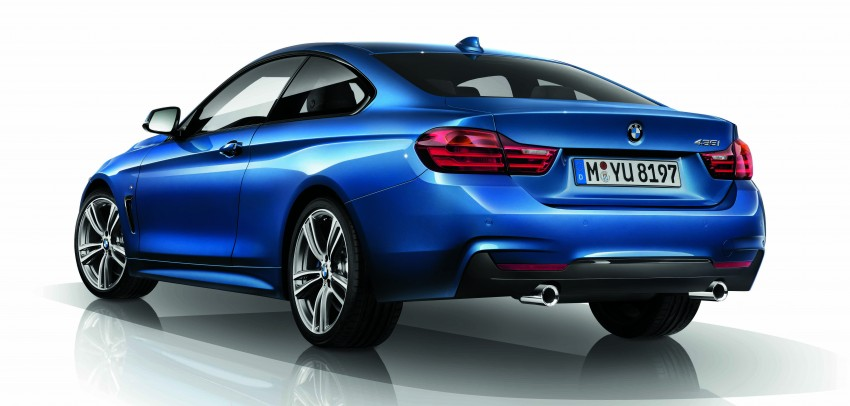 F32 BMW 4 Series launched – 3 variants, from RM359k Image #205372