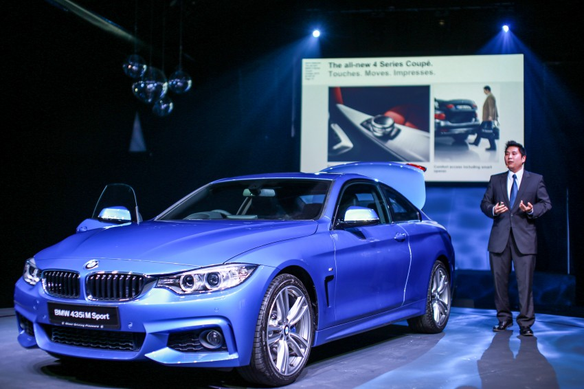 F32 BMW 4 Series launched – 3 variants, from RM359k Image #205373