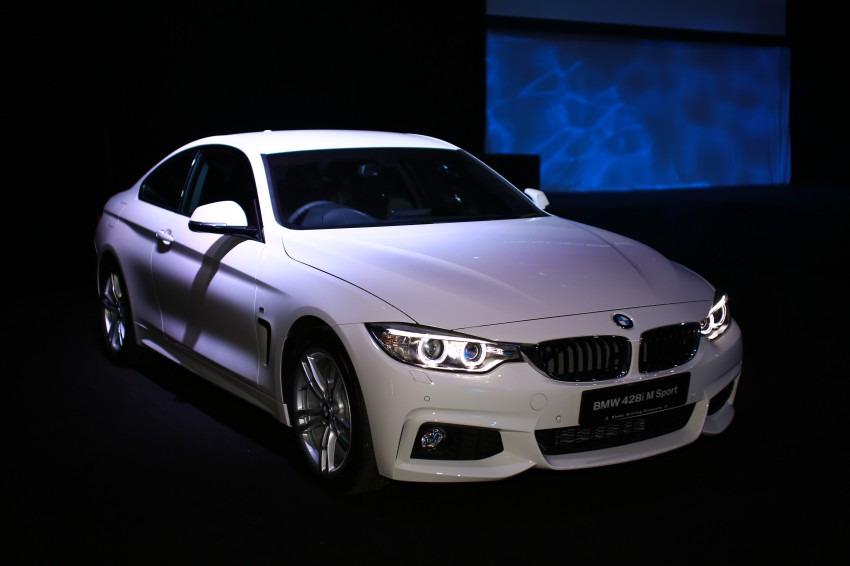 F32 BMW 4 Series launched – 3 variants, from RM359k Image #205358