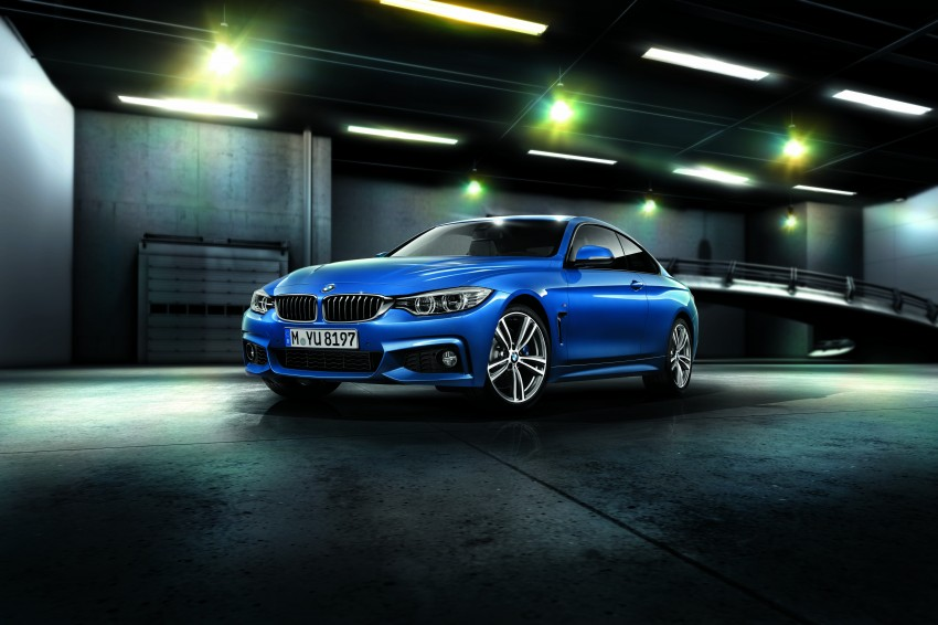 F32 BMW 4 Series launched – 3 variants, from RM359k Image #205360