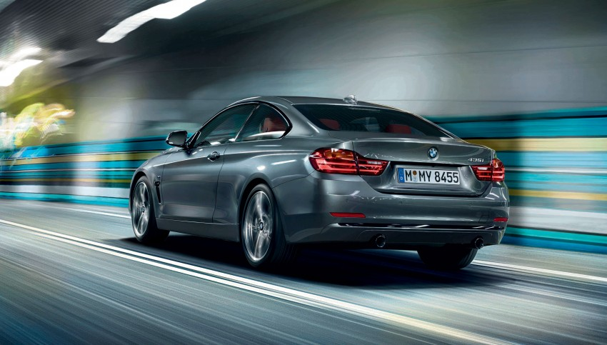 F32 BMW 4 Series launched – 3 variants, from RM359k Image #205375