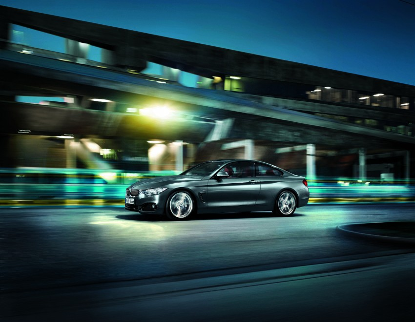 F32 BMW 4 Series launched – 3 variants, from RM359k Image #205367