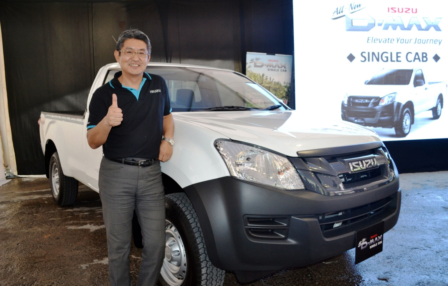 Isuzu d max single cab 4x2 and 4x4 from rm60k image 205584